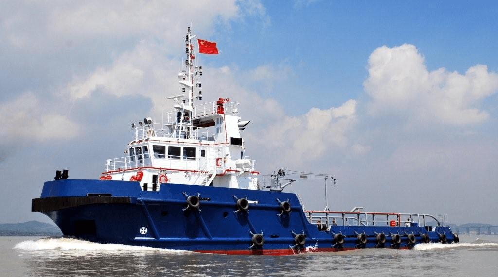 40 M Anchor Handling Tug - AHT For Charter
