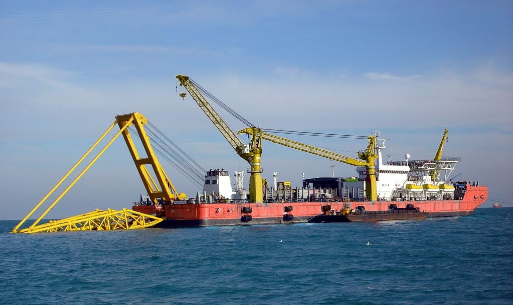 Pipelay Barge For Sale