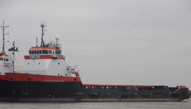 58M Offshore Supply Vessel For Sale or Charter