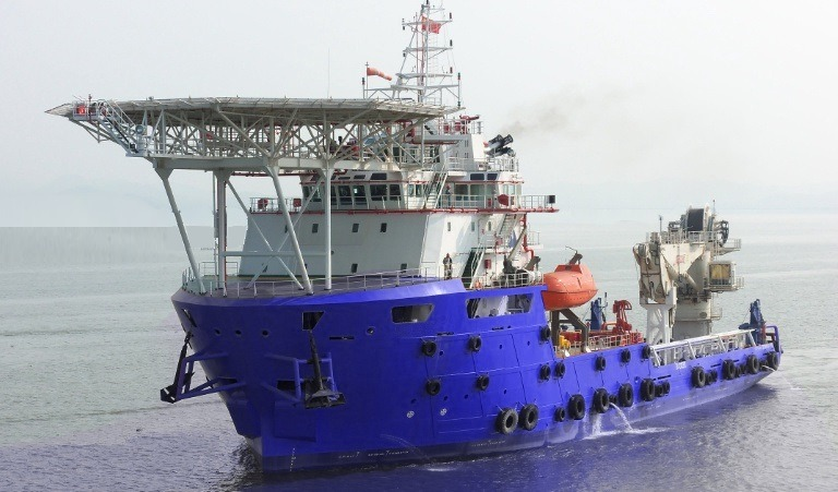 85M DP2 Subsea Support Maintenance Vessel