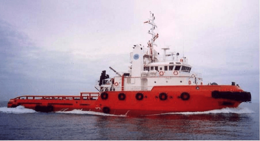 4000 BHP Multi-Purpose Tug Utility Vessel For Sale or Charter