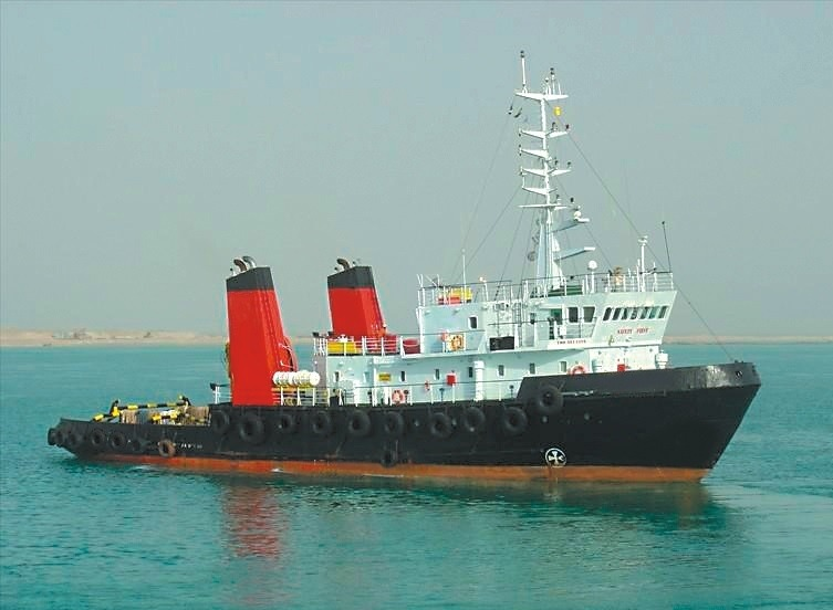 Deep Ocean Towing and Anchor Handling Tug for Charter