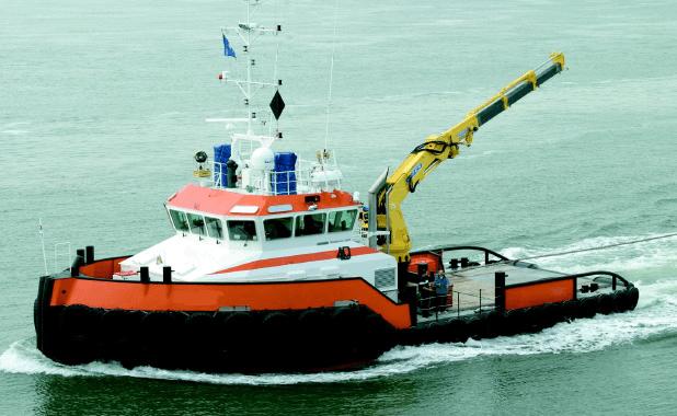 Shoalbuster 2609 AHT Workboat 30T BP For Sale or Charter