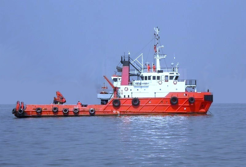 Survey – Supply Vessel For Sale