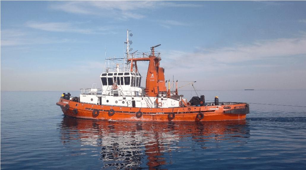 5O tones Bollard Pull TUG BOAT MV BLESSING For Charter
