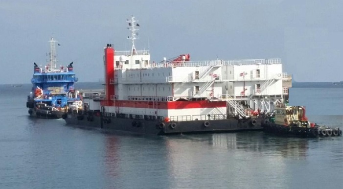 264 Berth Accommodation Barge For Sale or Charter