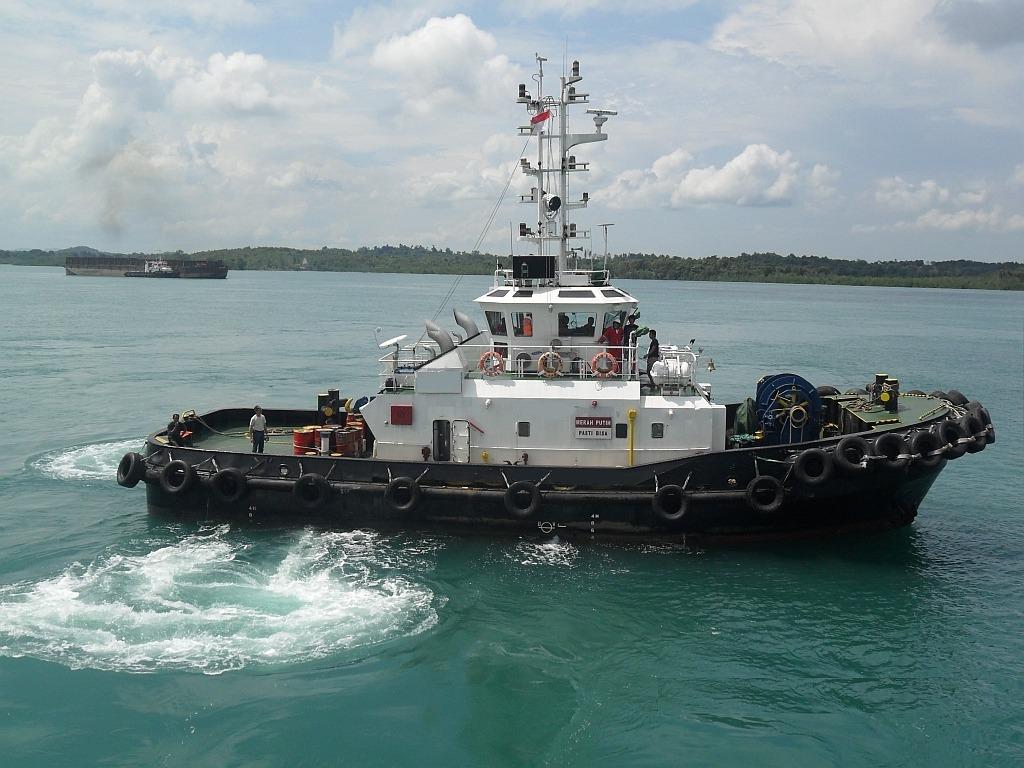 24 M ASD Tug For Sale or Charter
