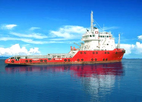 60M Offshore Support Vessel For Charter