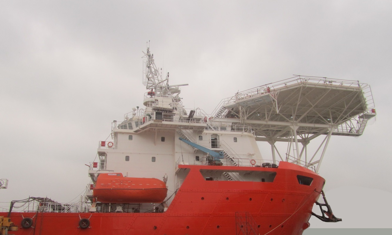 85M DSV Subsea Support Maintenance Vessel for Sale or Charter