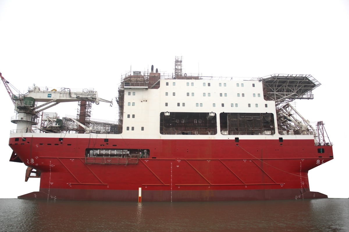 DP3 Accommodation Vessel 431 Persons For Charter or Sale