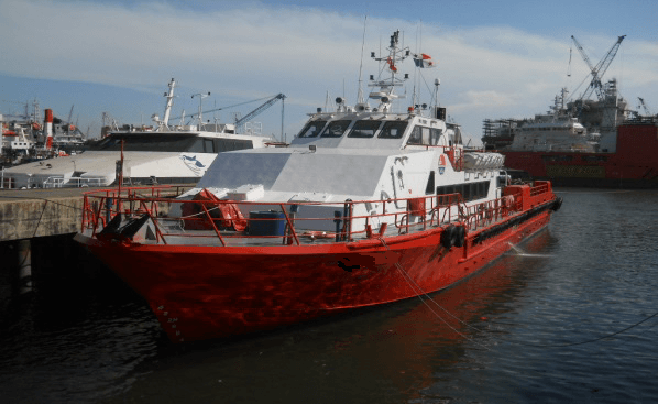 Crewboat Utility Vessel For Sale or Charter