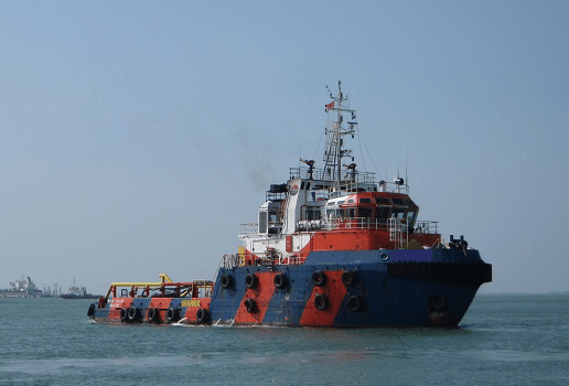 45M Anchor Handling Tug For Sale or Charter