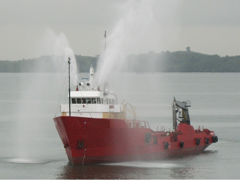 59M Utility Vessel For Sale or Charter