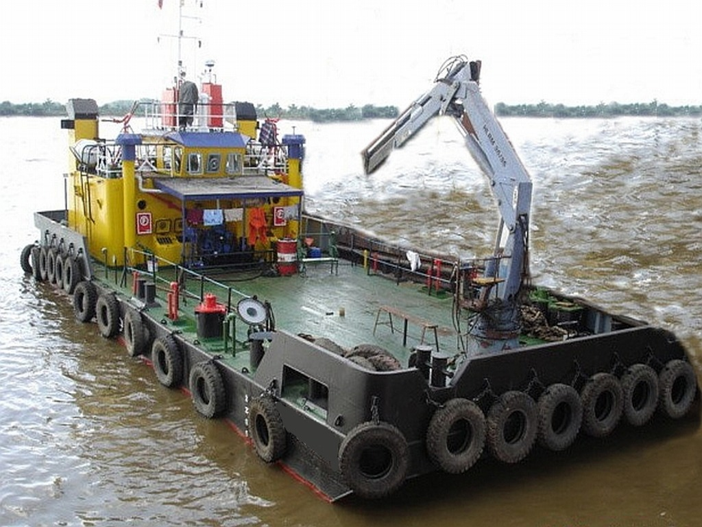 21M Utility Work Vessel For Sale or Charter