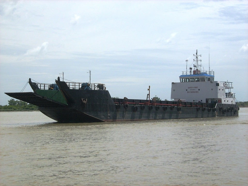 79 M Landing Craft for Charter or Sale