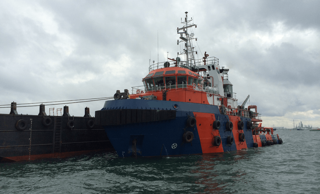 45M Anchor Hangling Tug - AHT For Sale or Charter