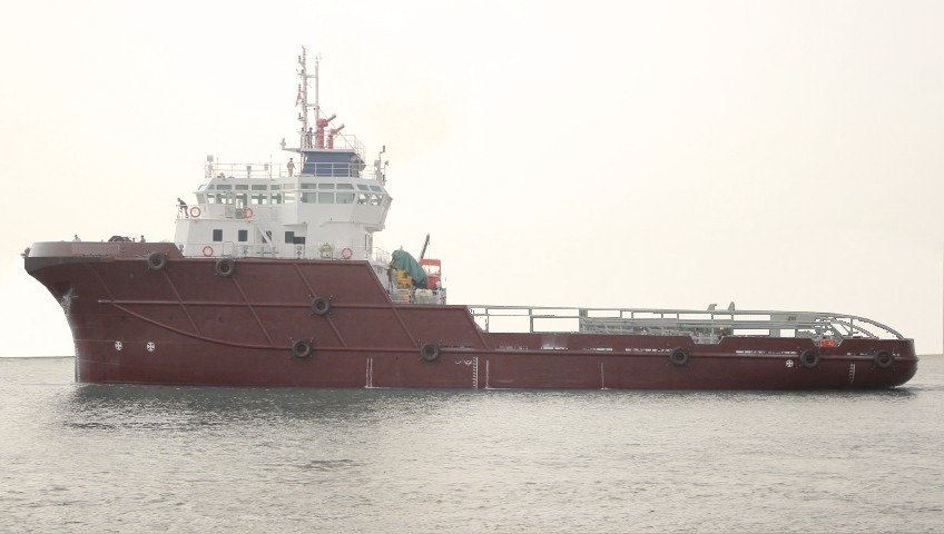 Anchor Handling Tug Supply Vessel for Sale 60m MPP DP2