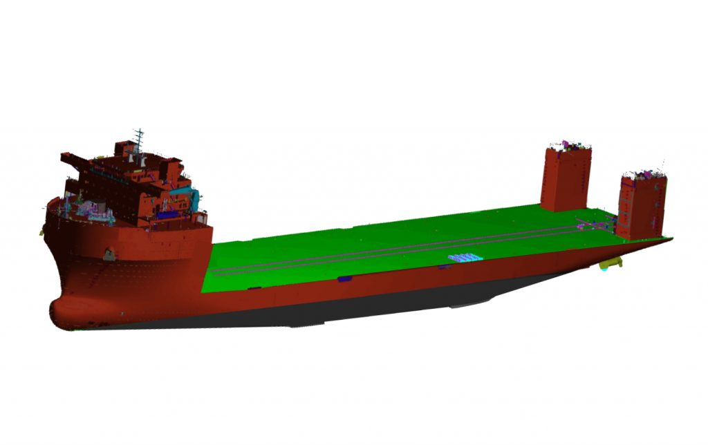 Semi-Submersible Heavy Load Carrier for Sale